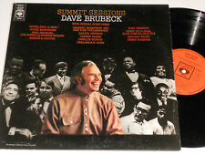 Dave Brubeck Summit Sessions NM English Importación Álbum