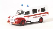 Oxford Die Cast 1:76 Scale Bedford J1 Ambulance Dundalk Fire (76BED007) *NEW*