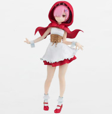 New Anime Re: Zero Starting Life in Another World Red Hood Ram PVC Figure