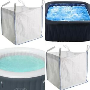 Hot Tub Winter Storage Bag For Inflatable Spa And Pools