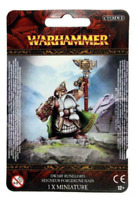 Dwarf Runelord Warhammer Cities of Sigmar Greywater Fastness Dwarves Rune Lord