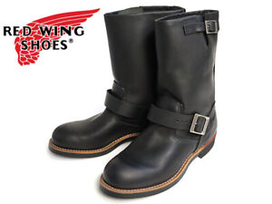 "Red Wing 2990, 2991, 11"" Engineer Boot(Black orAmber Harness, Nitrile Cord sole)"