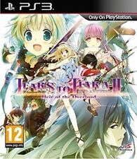 Tears to Tiara 2 Heir of The Overlord - PlayStation Ps3 Delivery