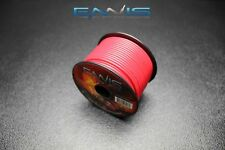 18 GAUGE WIRE ENNIS ELECTRONICS 100FT RED SPOOL PRIMARY STRANDED AWG COPPER CLAD