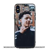 Lil Mosey Hip Hop Rap Case cover iPhone 5 5S SE 6 6S 7 8 + plus X XS XR MAX