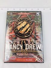 Nancy Drew: Warnings at Waverly Academy - PC Factory Sealed