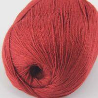 Sale 1ball 50g Super luxurious Pure soft 100% Cashmere Hand Knitting Shawl Yarn