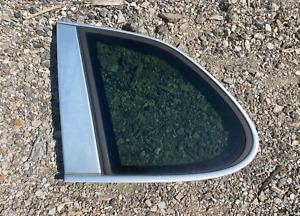 2008 PORSCHE CAYENNE LEFT DRIVER REAR QUARTER WINDOW GLASS OEM 7L5845297BA