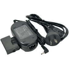 ACK-E6 AC adapter+LP-E6 Fully Decoded DR-E6 dc coupler for Canon 6D 7D 80D 5DS