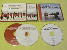 Band of HM Royal Marines & Regimental Band Of The Coldstream Guards 2 CD Albums