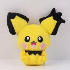 Pokemon Center Pichu Pikachu Plush Doll Figure Stuffed Animal Toy Gift -8 Inch