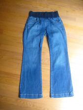 GAP 1969 Maternity Jeans Sexy Boot Cut Size 27/4 Wide Leg Maternity Medium Wash