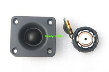 "2pcs 1"" inch 4Ohm 4Ω 25W Tweeter treble speaker Loudspeaker For VIFA HiFi"