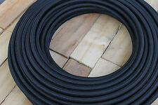 AN10 -10 14mm ID Braided Nylon Rubber Hose 1M Fuel Oil Water