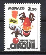 Monaco 1986 Yvert n°1550 neuf ** 1er choix