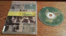 Philippe Garrel: Emergency Kisses (DVD) Zeigeist Video 1989 French film