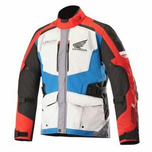 2020 Alpinestars Andes Honda Drystar Motorcycle Waterproof All Weather Jacket