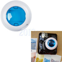 Blue Color Close Up Lens Filter Polaroid For Fujifilm Instax Mini 7s 8 Camera YG