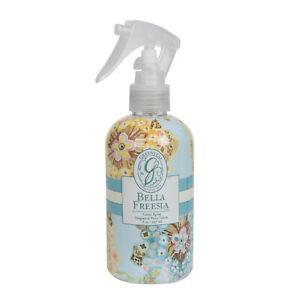 Greenleaf Bella Freesia Linen Spray
