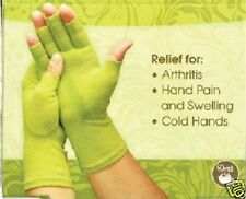 Creative Comfort CRAFTER'S COMFORT GLOVES SMALL - For Arthritis, Cold Hands Pain
