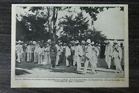 AD) Blatt Deutsche Kolonie 1907 Deutsch Ostafrika DOA Frhr v Rechenberg Dernburg