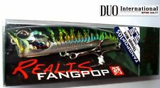 Realis Fangpop 105 SW Floating Lure Aha0011 (4331) Duo