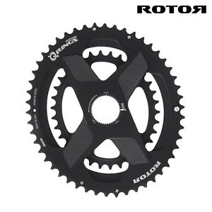 ROTOR Qrings Aldhu Spidering Direct Mount Road Oval Chainring-50/34,52/36,53/39T