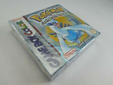 POKEMON SILVER VERSION NINTENDO GAME BOY COLOR NEW & SEALED GENUINE