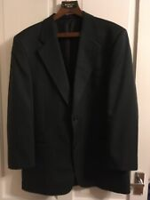 C&A Avanti Mens Suit Jacket Chest 40In Inches Regular Medium Fitting Dark Grey