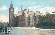 Rochdale town hall;  E & B rochdale co