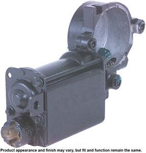 Power Window Motor Front Right Cardone 82-197