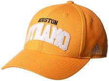 Houston Dynamo Hat Cap Authentic adidas Structured Adjustable Snapback