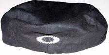 OAKLEY BLACK WOOL BLEND BERET CAP HAT RARE MEDIUM VERY RARE