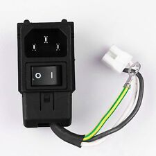 GENUINE POWER SOCKET ON/OFF SWITCH FOR SONY PS3 FAT CONSOLE HSC0613 - UK SELLER