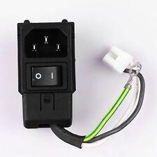 Auténtica Toma De Alimentación Interruptor On/Off para consola Sony PS3 Fat HSC0613-vendedor de Reino Unido