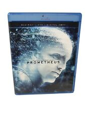 Prometheus (Blu-ray/DVD, 2012, 2-Disc Set) No Digital Copy