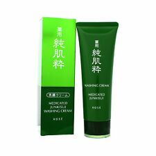 ☀Kose☀ Medicated JUNKISUI Washing Cream Face Cleanser 120g / 4oz Japan quality!!