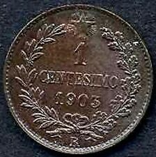 1 Centesimo 1903  conservazione SPL