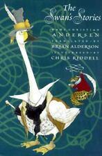 """ANDERSEN """"THE SWAN'S STORIES"""" 1997 1ST ED HC/DJ VG+/VG+ CHRIS RIDDELL ILLUSTS."""
