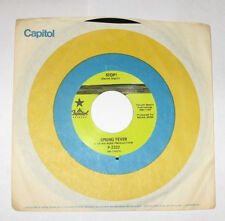 """Spring Fever 7"""" 45 DJ PROMO HEAR Stop PSYCH You Made My Life CAPITOL 2337"""