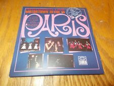 MOTOWN REVUE IN PARIS CD