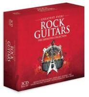 GREATEST EVER ROCK GUITAR 3 CD NEU NAZARETH/DIO/URIAH HEEP/ANTHRAX/MOTÖRHEAD/+