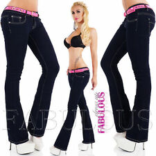 Unbranded Denim Boot Cut Jeans for Women