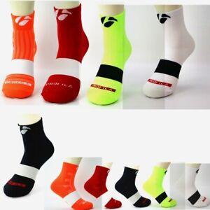 Cycling Socks Pack mens womens stocking Coolmax Breathable Pair SportSocks 40-46