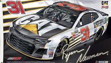 Ryan Newman # 31 Deluxe NASCAR Grommet Flag Caterpillar Licensed Racing 3'x5'