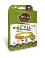 EARTH ANIMAL CAT FLEA & TICK COLLAR  (Free Shipping)