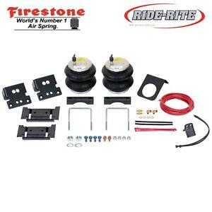 Firestone 2615 Ride Rite Rear Air Bags for 13-21 Dodge Ram 3500 4WD 4X4