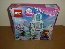 Lego Frozen Elsa's Sparkling Ice Castle 41062 - New