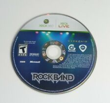 RockBand Xbox 360 Great Condition Loose Tested