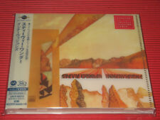 JAPAN MQA UHQ CD STEVIE WONDER Innervisions High Resolution Audio